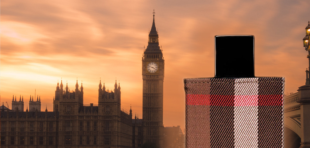 London for Men - Luxurious in a British Style