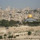 Jerusalem, im Juni 2012...
