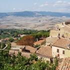 Volterra, Toskana im Se...