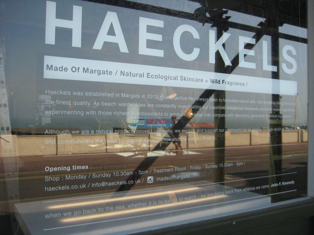 06.17, Haeckels, Margate