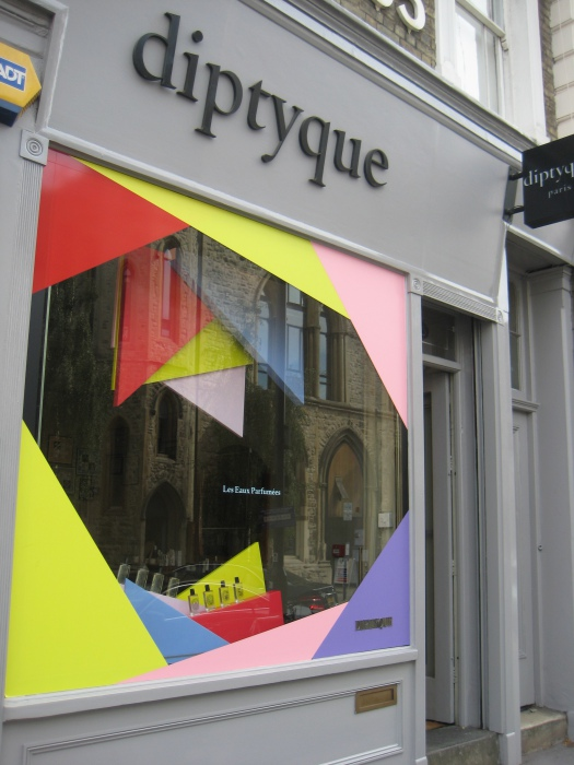07.15, Diptyque, Westbourne Grove, London