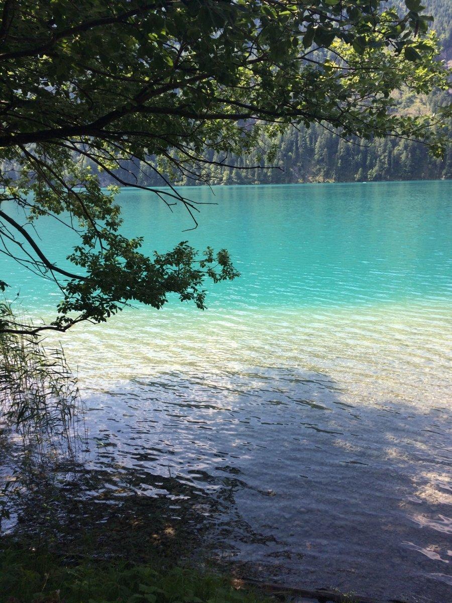 Mein Bergsee - Sehnsuchtsort und Kraftspender für ein ganzes Jahr!