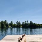 Sommerfeeling am Teich!...