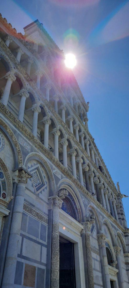 Auf duftenden Spuren und aromatischen Pfaden: Pisa