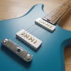 Custom made guitar by U...