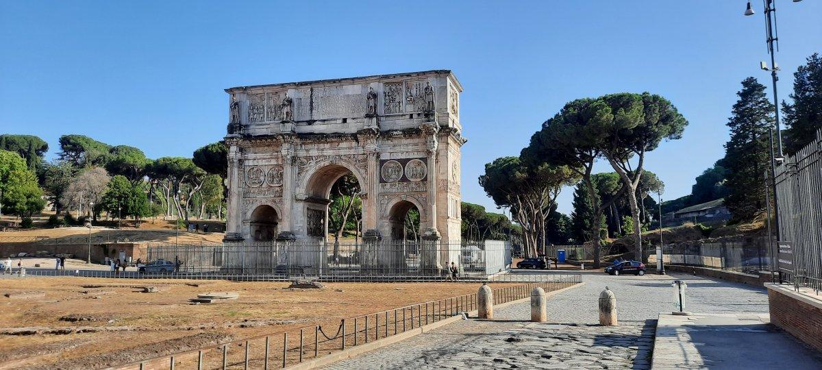 Auf duftenden Spuren und aromatischen Pfaden: Rom