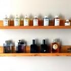 Fragrance shelves #1