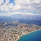 Kreta von oben
