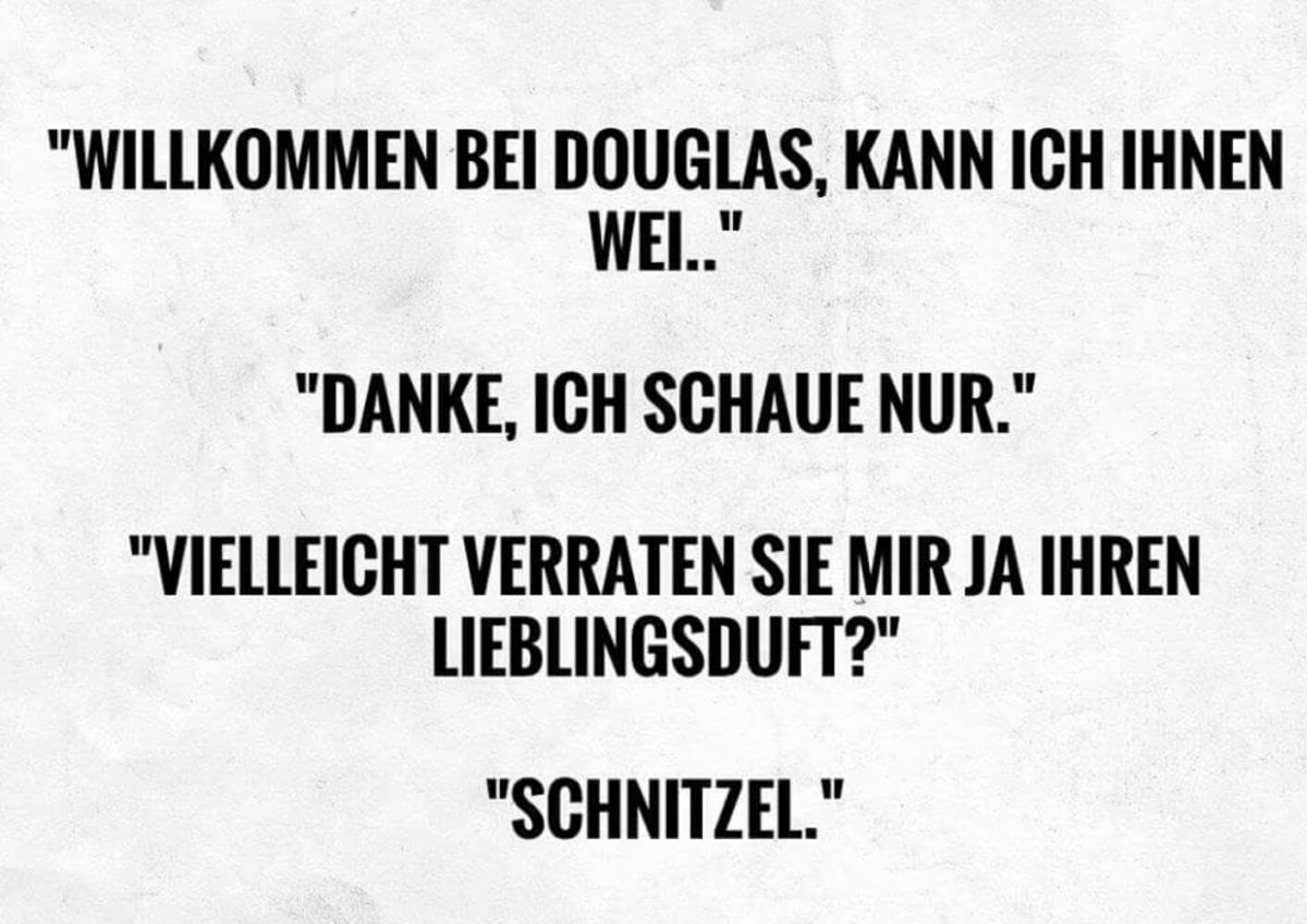 Douglas Alltag xD