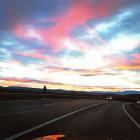 Sunset trip...