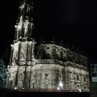 Nacht in Dresden