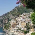 Positano, Amalfiküste...