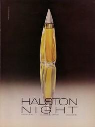 1980 - 1988: Halston Night - Design by Elsa Peretti