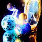 Celestial themed bottle...