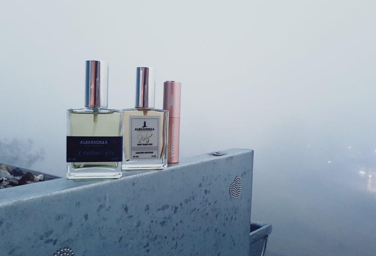Alexandria im Nebel^^