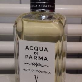 Note di Colonia V - Acqua di Parma