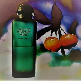 Concentré d'Orange Verte - Hermès