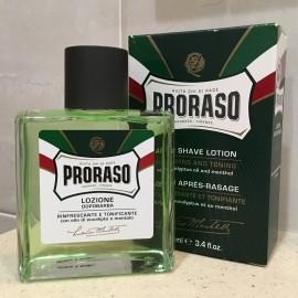 Lozione Dopobarba (green) von Proraso