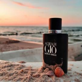 Usedom, 2019. Dieser faszinierende Duft von Giorgio Armani begleitete mich am wunderschönen Strand von Bansin.