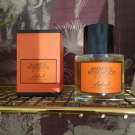 Amber & Rosewood by Label