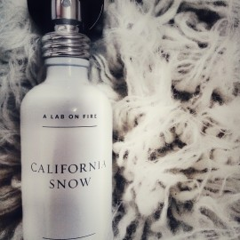 California Snow - A Lab on Fire