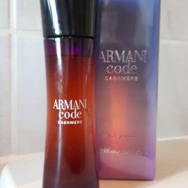 Armani Code Cashmere von Giorgio Armani