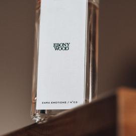 Zara Emotions N°03 - Ebony Wood by Zara