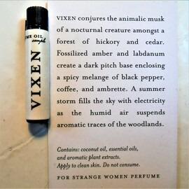Vixen (Perfume Oil) von For Strange Women