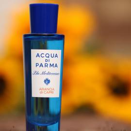 Blu Mediterraneo - Arancia di Capri - Acqua di Parma