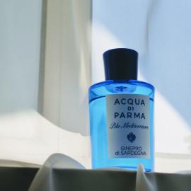 Blu Mediterraneo - Ginepro di Sardegna - Acqua di Parma