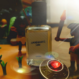 Smuggler's Soul / The Sandalwood Trail (Perfume) by Lush / Cosmetics To Go