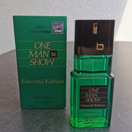 One Man Show Emerald Edition by Jacques Bogart