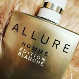 Allure Homme Édition Blanche (Eau de Parfum) von Chanel
