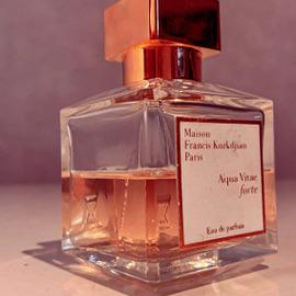Aqua Vitae Forte von Maison Francis Kurkdjian