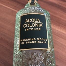Acqua Colonia Intense - Wakening Woods of Scandinavia von 4711