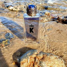 Der König am Strand