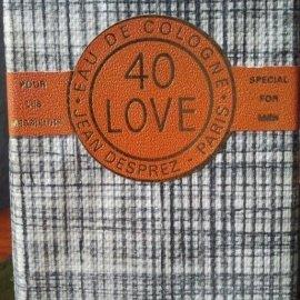 40 Love pour Homme von Jean Desprez