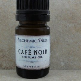 Café Noir by Alchemic Muse