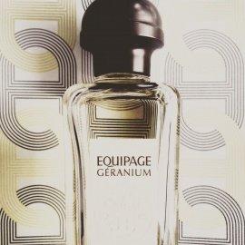 Equipage Géranium - Hermès