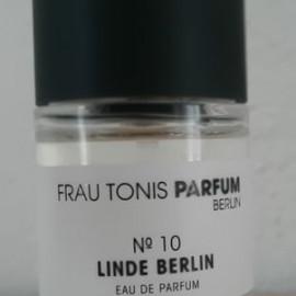 № 10 Linde Berlin / Unter den Linden by Frau Tonis Parfum