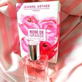 La Ronde des Fleurs - Rose de Grasse von Jeanne Arthes