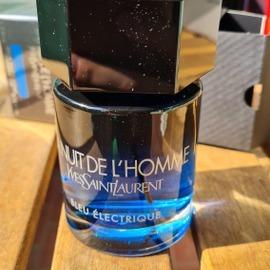 La Nuit de L'Homme Bleu Électrique by Yves Saint Laurent