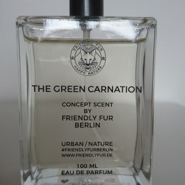 The Green Carnation by Friendly Fur