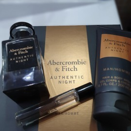 Authentic Night Man by Abercrombie & Fitch