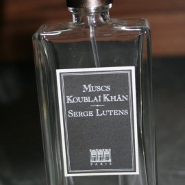 Muscs Koublaï Khän by Serge Lutens