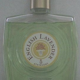 English Lavender / English Lavender Water von Atkinsons