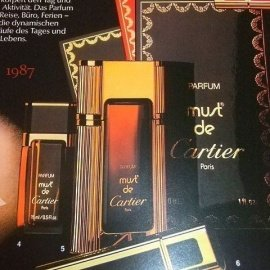 Must de Cartier (Parfum) by Cartier