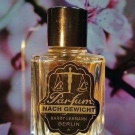 Fantasie von Parfum-Individual Harry Lehmann