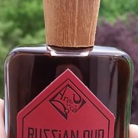 Russian Oud (Extrait de Parfum) - Areej Le Doré