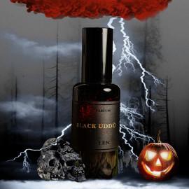 Black Uddu feiert Halloween